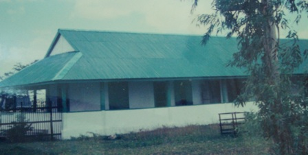 Original building before renovation in 1997